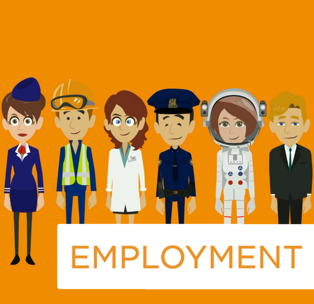 employment and bankruptcy